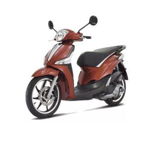 noleggio scooter zante derbi boulevard 125cc