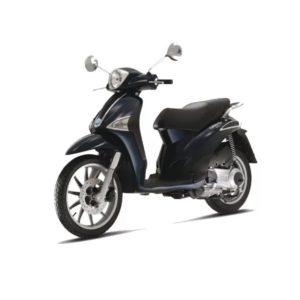 noleggio scooter zante piaggio liberty 125cc