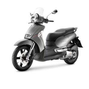 rent bike zante aprilia scarabeo 200cc