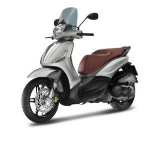 rent bike zante piaggio beverly 300cc