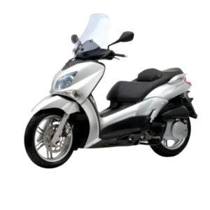 rent bike zante yamaha xcity 125cc