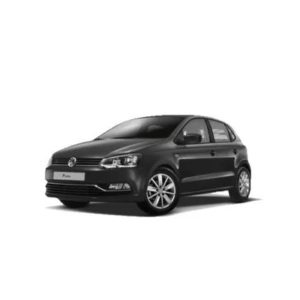 rent car zante Polo vw