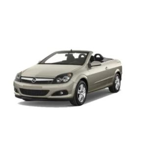 rent car zante opel astra cabrio