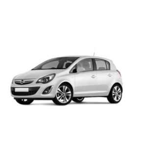 rent car zante opel corsa