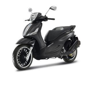 wypożyczalnia motocykli zante piaggio beverly police 300cs