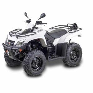 noleggio quad zante kymco mxu 450 cc