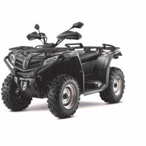 rent quad zante cf moto 450 cc