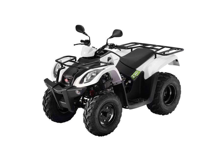 rental quad to zante