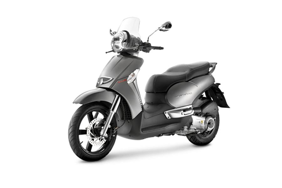 rental scooter to zante 2
