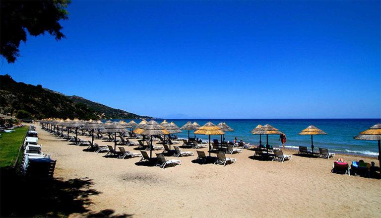 what to see in zante beaches vasilikos