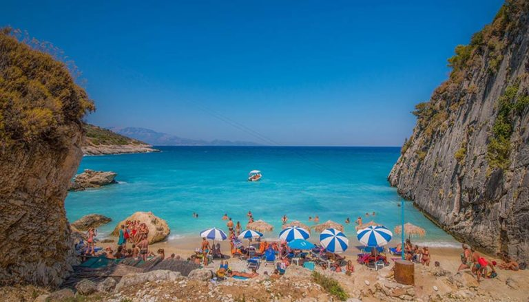what to see in zante xigia beach
