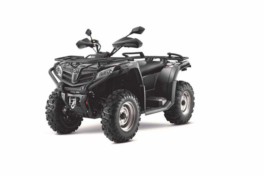 Quady  CF-MOTO 450