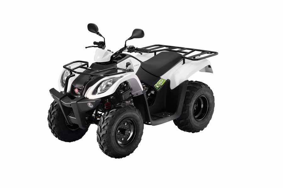 Quady  Kymco MXU 170