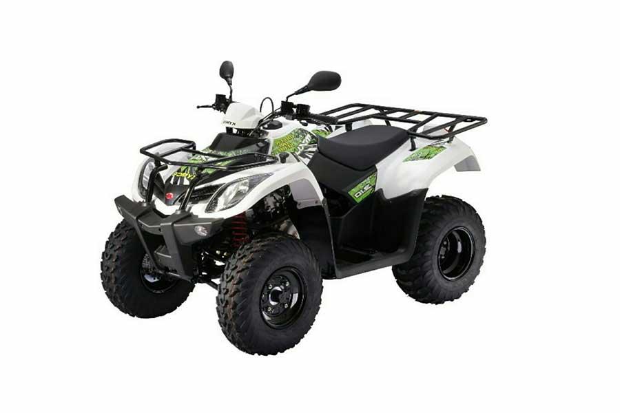 Quady  Kymco MXU 310